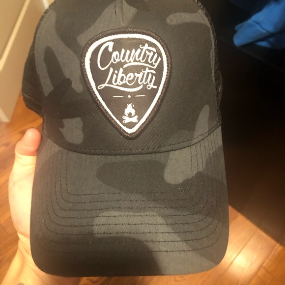 Country liberty hat